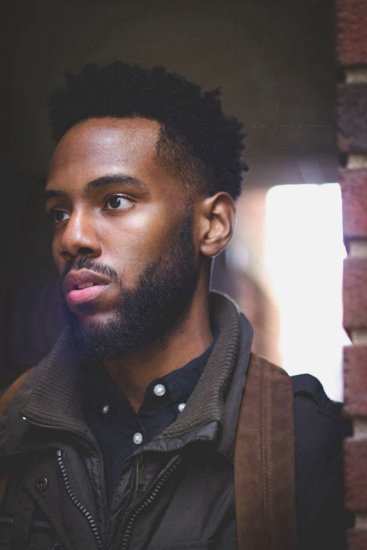 Best Black Men Haircuts Images On Pinterest - Male hair styles