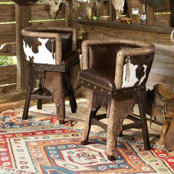 ranch style pillows | ... Furniture-Old Hickory Furniture-Rustic Ranch Style Furniture