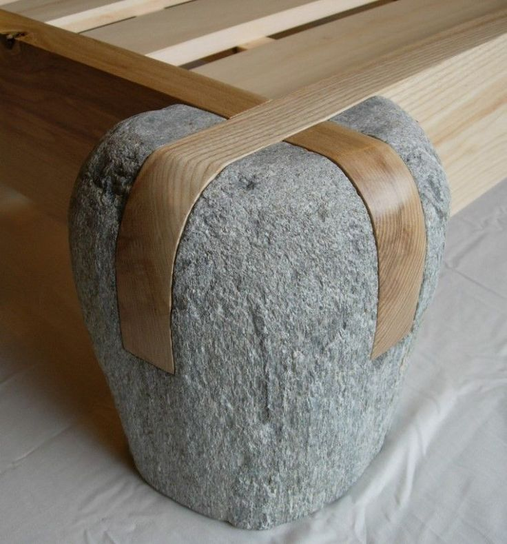 » Rocks And Wood Combination Ideas - Woodworking Crazy