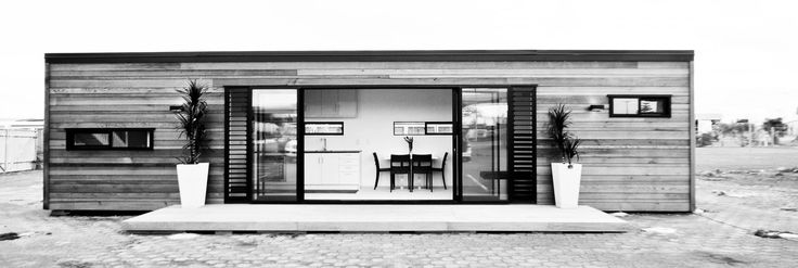 Cubular- Container home.