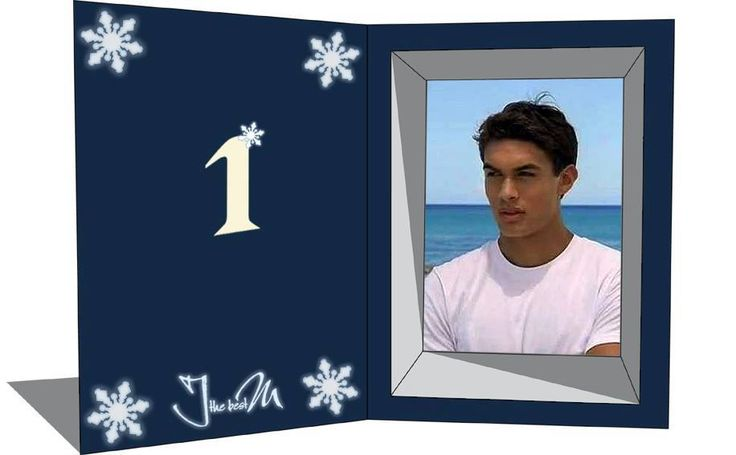 In Germany they've a tradition, until December 24th  a new door in this advents calendar. This years motto: Jason in his past and future and serial roles. Day one: Jason as Jason Ioane in Baywatch Hawaii. :)