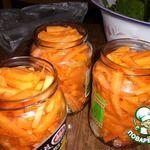 carrots in brine - Морковь консервированная