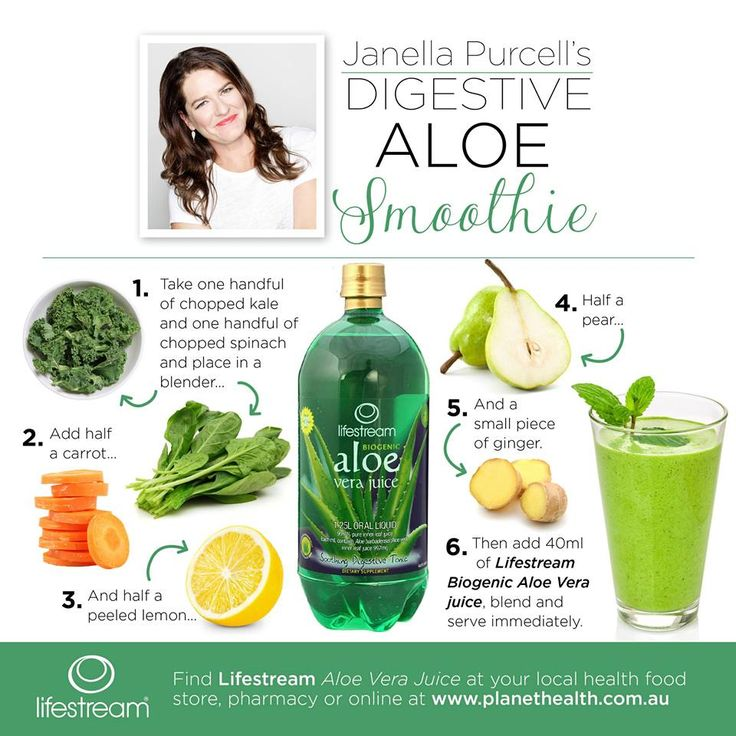 Aloe Vera is one of nature's most gentle, yet potent, digestive healers. If you're suffering from digestive disorders, including leaky gut or fructose malabsorption, add aloe to your diet. While…