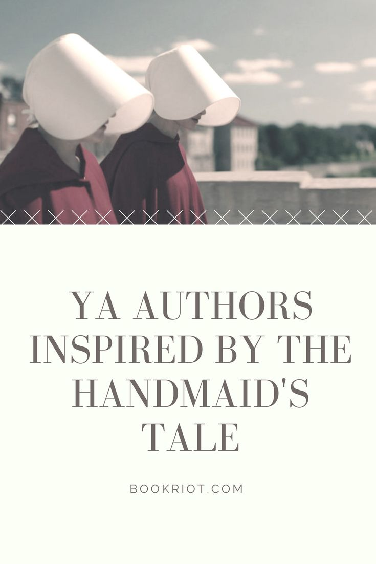 73 best author and book adoration images on pinterest authors 3 on a ya theme authors inspired by the handmaids tale fandeluxe Images
