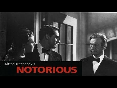 a movie analysis of notorious by alfred hitchcock Editorial reviews one of alfred hitchcock's greatest films, notorious features the  director at his devilishly elegant, self-assured best a visual masterpiece, it.
