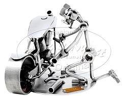 Geschenk für einen Motorradfahrer oder einen Motorradmechaniker