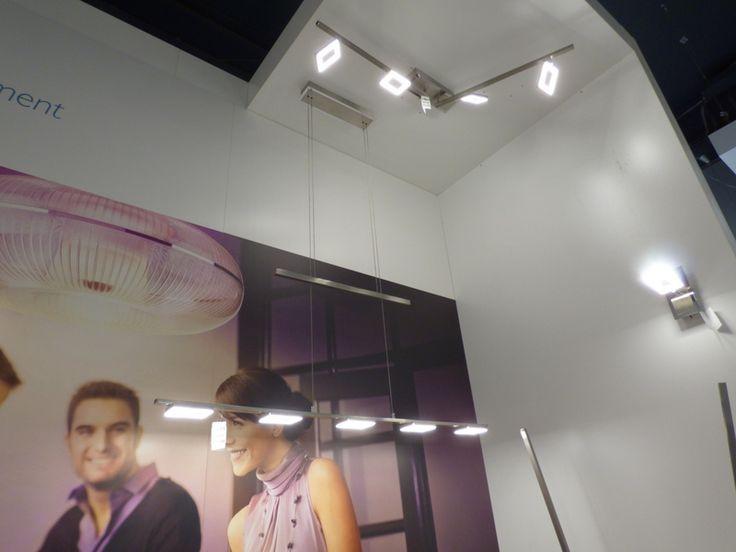 Showroom winkel interieur verlichting led led for Interieur verlichting