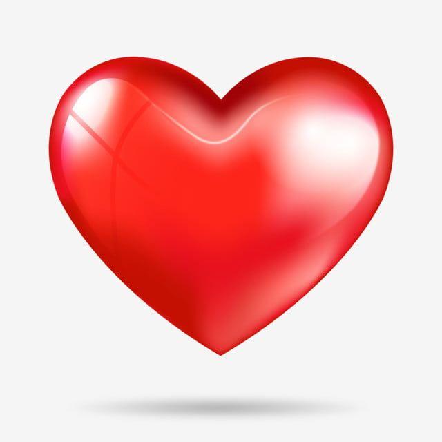 3d Krasnoe Serdce Milye Valentinki Romantichnoe Glyancevoe Siyanie Formy Serdca Serdce Krasnyj Rozovyj Png I Vektor Png Dlya Besplatnoj Zagruzki Geometric Heart Love Balloon Photoshop Templates Free