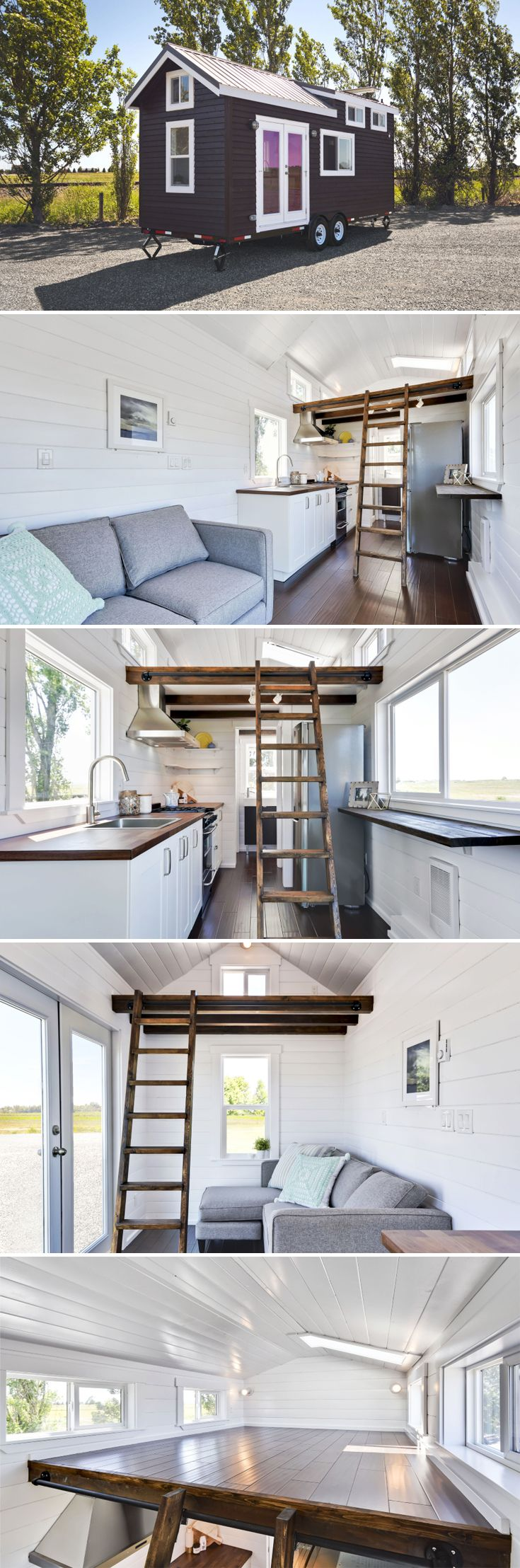 Just Wahls Tiny House Sm Hus Och Hus