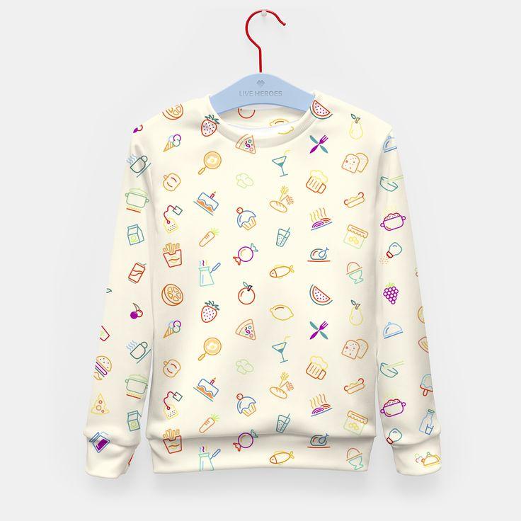 Kitchen Kid's Sweater, Live Heroes
