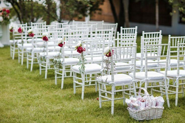 места для гостей на свадебной церемонии, spaces for guests at the wedding ceremony