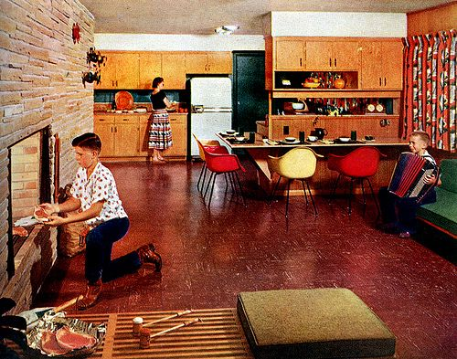 45 Best MCM Images On Pinterest Atomic Ranch 1950s And