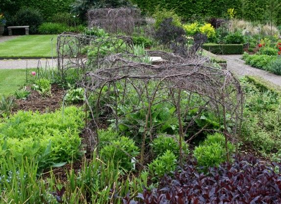 Garden Woven Plant Supports