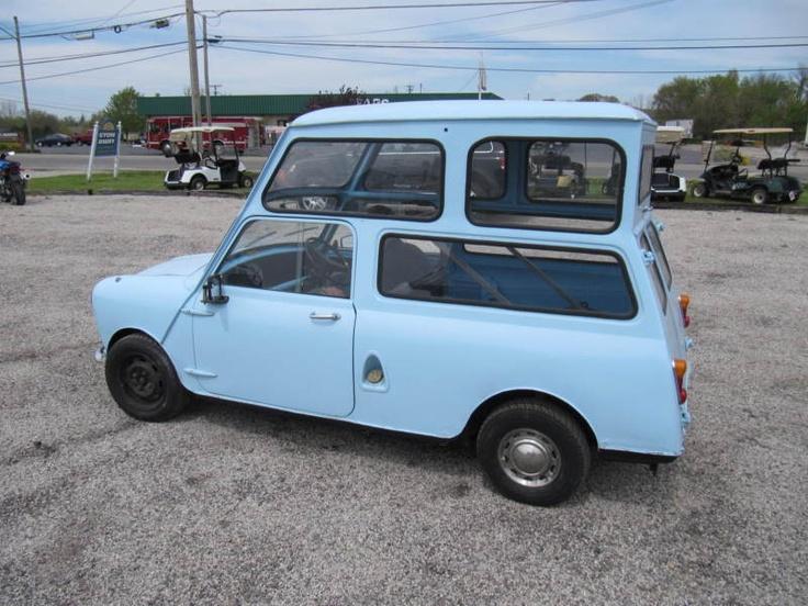 Mini : Classic Mini LEYL in Mini.....double decker mini??! sign me up!