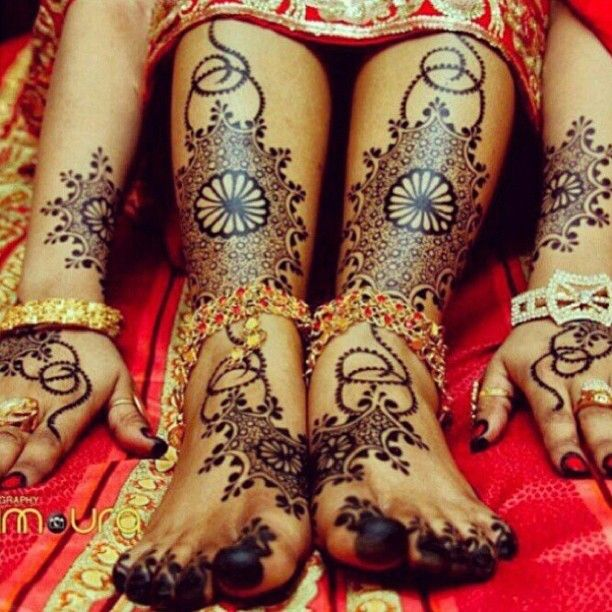 Sudanese bridal henna - Oh to be a Sudanese bride!!