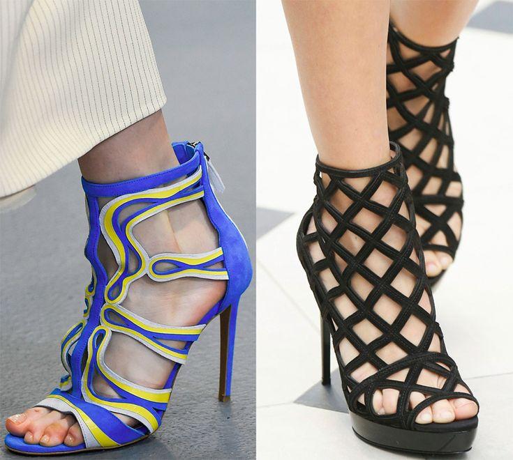 Босоножки, сандалии и другая открытая обувь 2016
