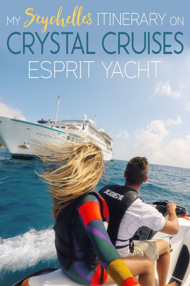 My Seychelles Itinerary on Crystal Cruises Esprit Yacht • The Blonde Abroad