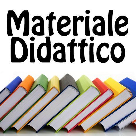 Materiali didattici semplificati per alunni con DSA