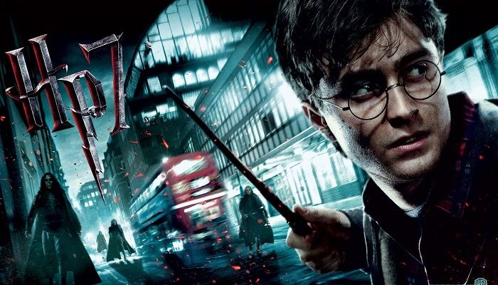 Harry Potter 7 Olum Yadigarlari Bolum 2 2011 Harry Potter Esprileri Harry Potter Deathly Hallows