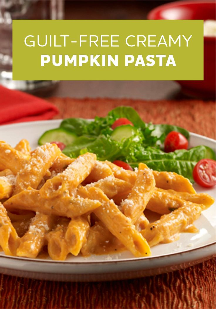 Easy canned pumpkin dinner recipes