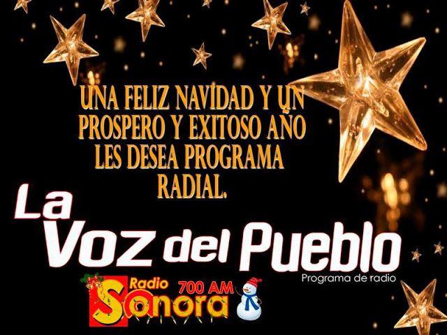 LA VOZ DEL PUEBLO - COSTA RICA - RADIO SONORA 700 AM : LISTA DE LOTERIA DE NAVIDAD SORTEO 4471 DEL DOMING...