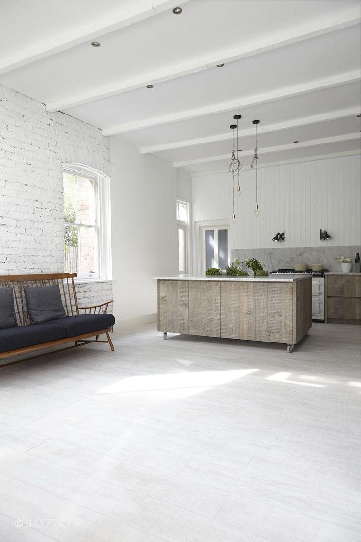Industrial Kitchen Flooring