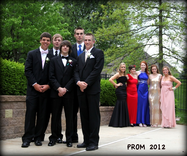 Picture Idea. Then Do Another Just Girls & Guys Switched.