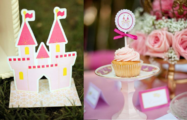 PARTY BLOG by BirdsParty|Printables|Parties|DIYCrafts|Recipes|Ideas: Princess Birthday Party Ideas: A DIY Fairytale Princess Birthday Party!