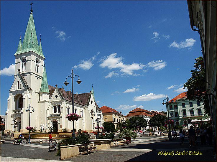 Nádasdi-blog: Egy óra Kaposváron