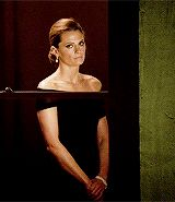 Kate Beckett in 100th episode of Castle.