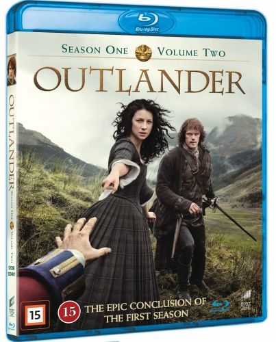 14,95€. Outlander - Kausi 1: Vol. 2 (Blu-ray) (3 disc) (Blu-ray)