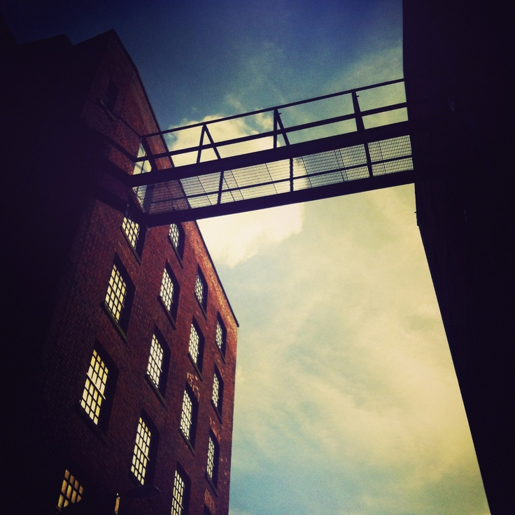 Manchester, Ancoats UK by Kris Massey