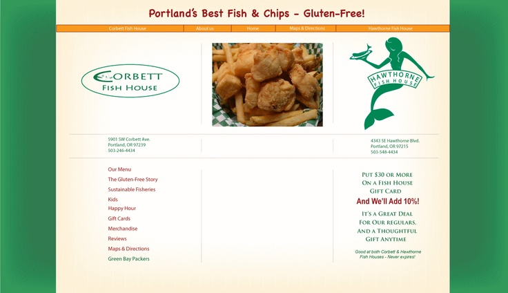 7 best gastronomy images on pinterest portland for Hawthorne fish house