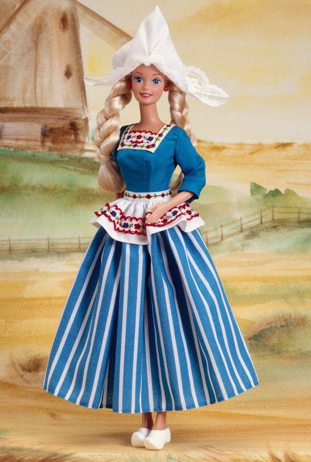 Dutch Barbie 1994