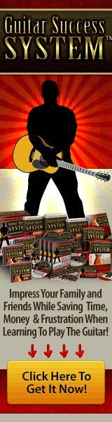 Guitar Beginners Lessons at Guitar Success!
