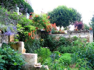Jardinitis huertos bonitos jardiner a pinterest for Jardines caseros bonitos