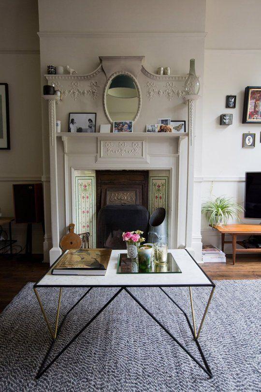 Vintage Charm Tour 10 Beautiful 100 Year Old Homes London ApartmentApartment LivingApartment