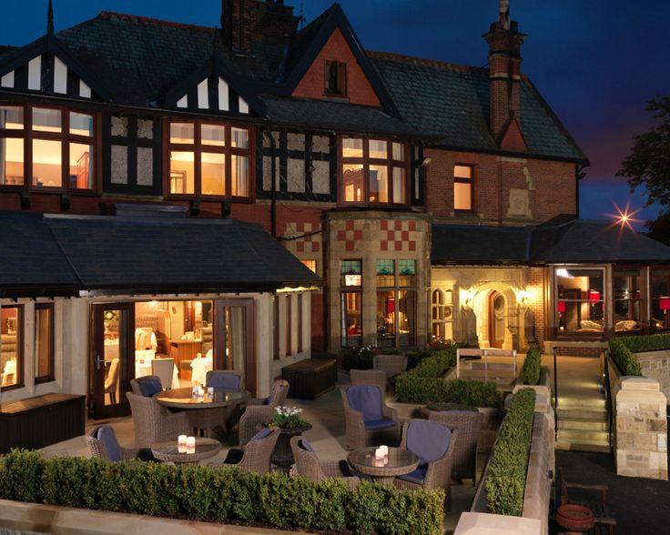 Luxury Hotel | Ward Robinson Interior Design | Lancashire