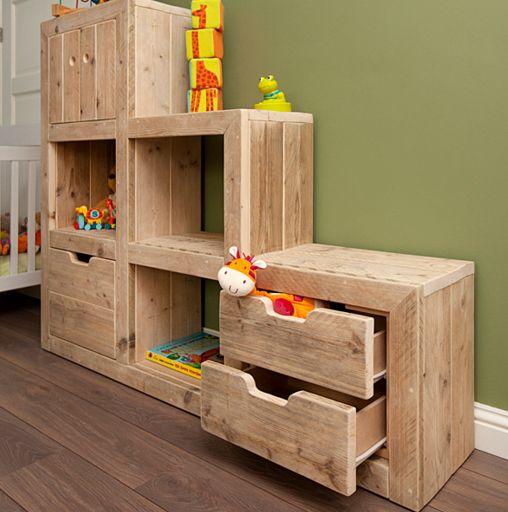 10+ beste ideeën over speelgoed kamers op pinterest - speelkamer, Deco ideeën