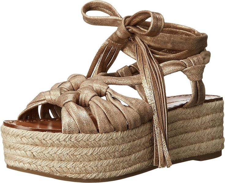 Sigerson Morrison Women's Cosie Espadrille Wedge Sandal >>> Check out this great product. (This is an affiliate link and I receive a commission for the sales)