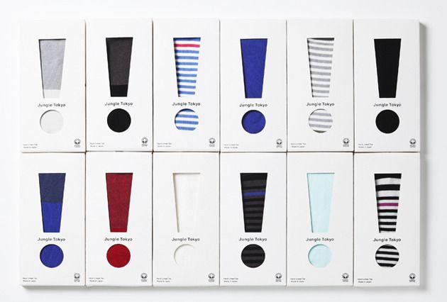 JT3M-R | JungleTokyo great socks #packaging PD