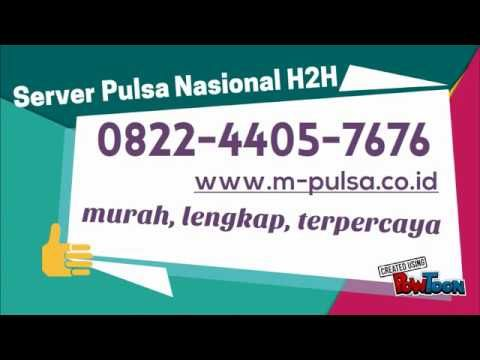 Pulsa Murah Nasional  | 0822-4405-7676