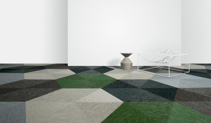Inspired by the wealth of detail in nature's plant life. Botanic is the world's first vinyl flooring which is produced with a plasticiser made from renewable raw materials. The weft thread is two-coloured, which provides playfulness and an extraordinary pattern with a textile feel. The backing is thinner and more mouldable than other collections. Also available as triangular tiles which create exciting flooring effects.