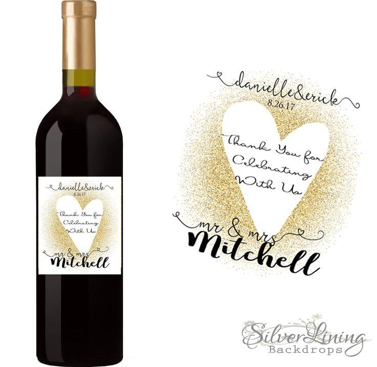 Best Custom Wine Labels Images On   Custom Wine