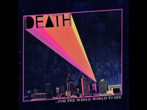 Death - ...for the whole world to see (1975) (US, Garage Rock, Proto Punk) > https://www.youtube.com/watch?v=jAbbNqGk_qs