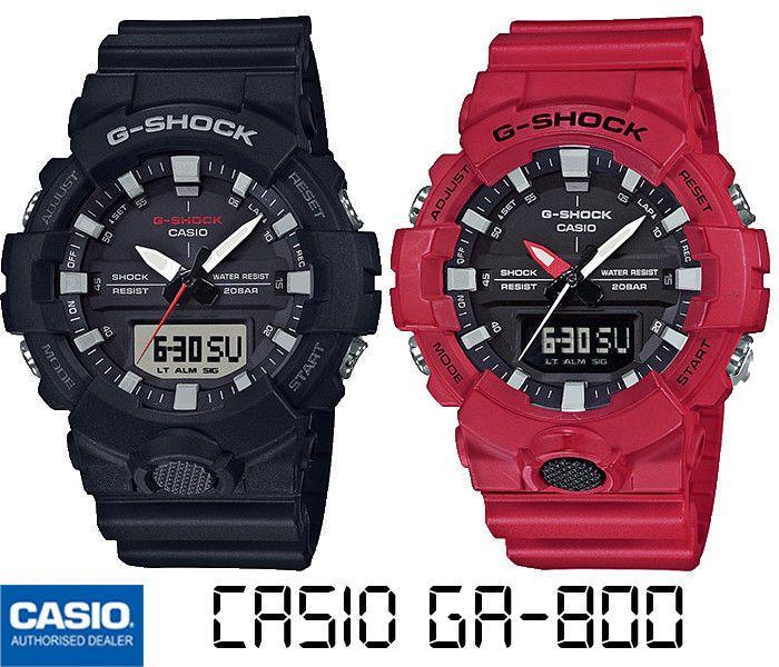 e6c2583a19b Casio ga-800-1aer ga-800-4aer ga-800-1a ga-800-4a g-shock original ...
