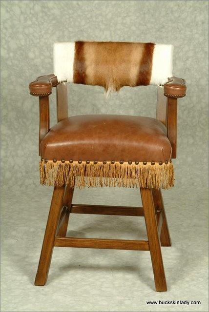 Image Detail For Western Furniture Buckskin Lady Custom