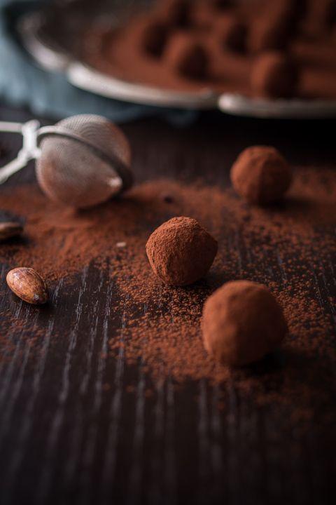 Red Wine Chocolate Truffles Recipe
