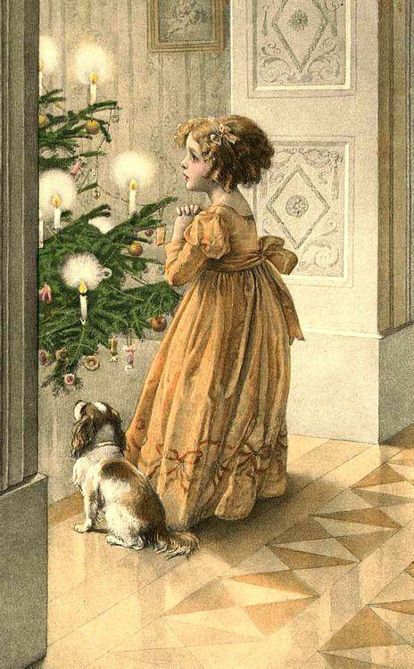 Noël a toujours été la fête préférée des enfants! || Christmas has always been children's favorite holiday!                                                                                                                                                      Plus