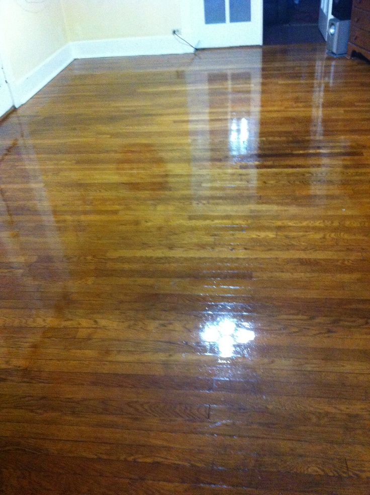 Johnson Amp Johnson One Step No Buff Wax For Wood Floors